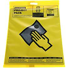 image of Halfords Project Pack 10 Sheets