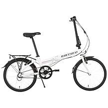 Carrera Transit Folding Bike