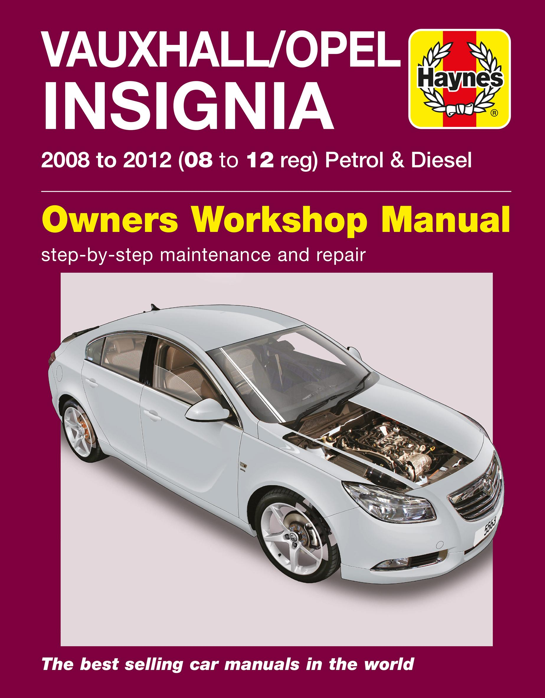 haynes vauxhall opel insignia 08 rh halfords ie Haynes Manual Pictures Back Haynes Manuals for 2003 Jeep
