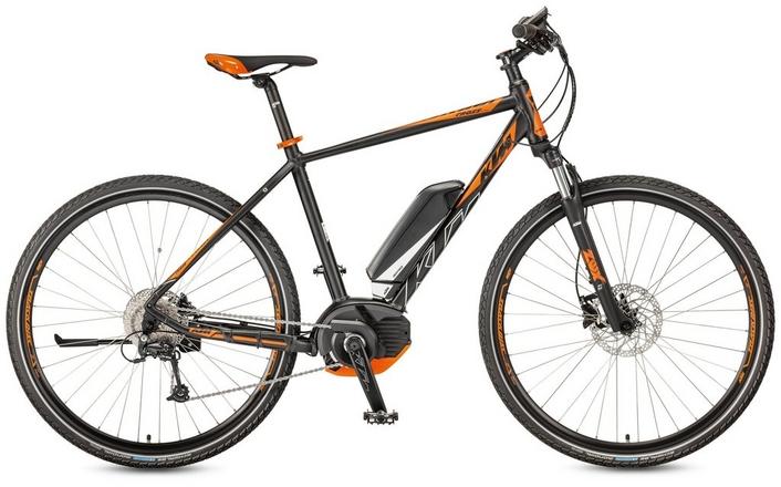 ktm macina cross 9 cx4 mens electric hybrid bike - 2017