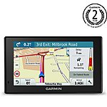 "image of Garmin DriveSmart 51LMT-D with UK and ROI Maps 5"" Sat Nav Ex Display"