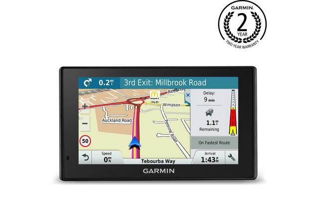 Garmin DriveSmart 51LMT-D with Full Europe Maps 5