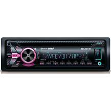 image of Sony MEX-N6002BD DAB/DAB+ Radio CD Receiver with Bluetooth and NFC