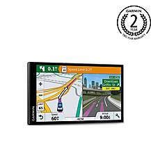 "image of Garmin DriveSmart 61LMT-D with Lifetime Full Europe Maps 6"" Sat Nav"