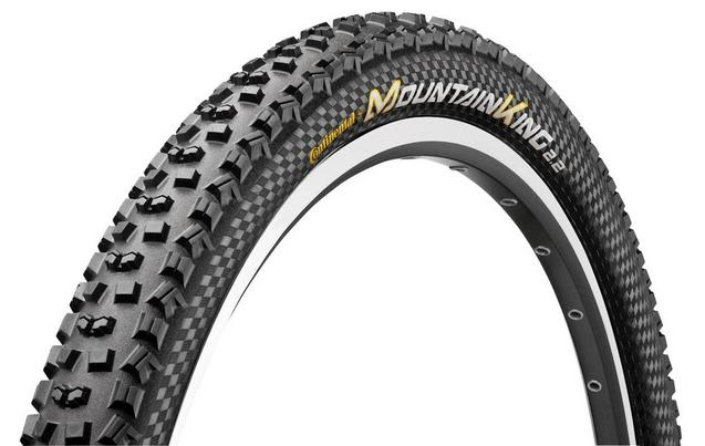 Continental Bicycle Tires >> Continental Mountain King Bike Tyre