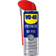 image of WD-40 Specialist Anti Friction Dry PTFE Lubricant 250ml