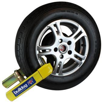 "Mini Cooper 13/"" to 15/"" Stoplock Wheel Clamp"