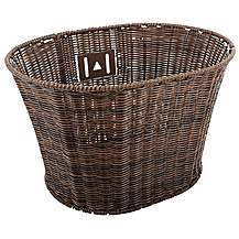 image of Pendleton Wicker Style Front Basket