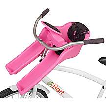 image of WeeRide Ibert Safe-T-Seat Child Bike Seat