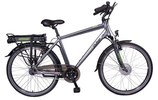 Pulse ZR5 Mens Electric Hybrid Bike...