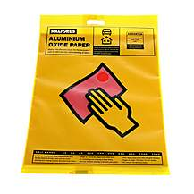 image of Halfords Aluminium Oxide Assorted 4 Sheets