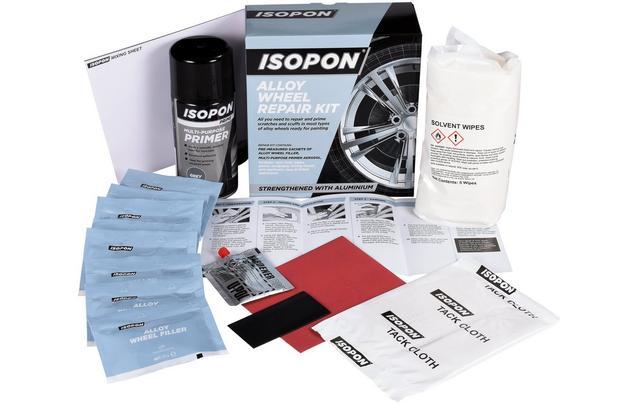 48269b3b9c Isopon Alloy Wheel Repair Kit