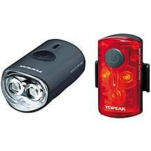 image of Topeak Combo Mini USB Bike Light