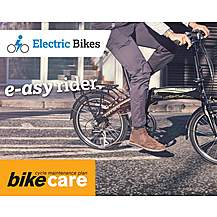 image of Halfords Electric Bike Care Plan - 3 Year