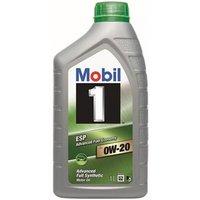 Mobil 1 ESP X2 0W20 Engine Oil 1L