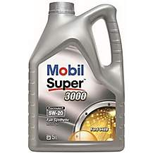 image of Mobil Super3000 5W20 Engine Oil 5L
