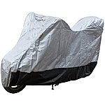 image of Halfords Topbox Motorcycle Cover