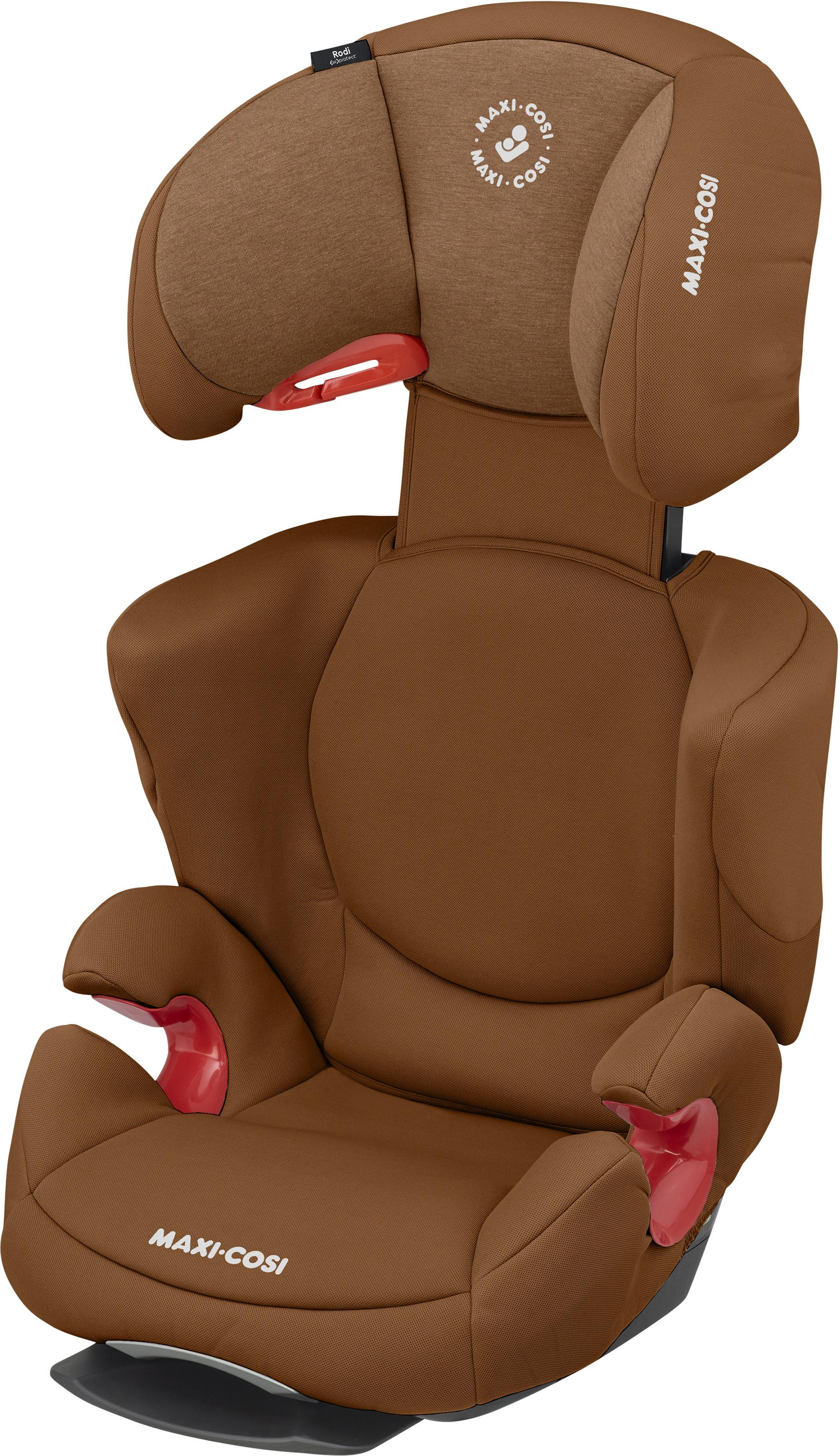 Maxi Cosi Rodi Air Protect Booster Seat - Authentic Cognac