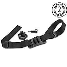 image of Garmin VIRB Vented Helmet Strap Mount