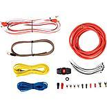 Vibe 8 AWG Advanced Amp Wiring Kit