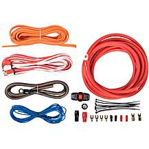 image of Vibe 4 AWG Advanced Amp Wiring Kit