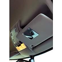 image of Summit Stick On Vanity Car Mirror