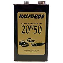 Engine Oil at Halfords At Halfords, we offer a huge range of both petrol and diesel engine oil, with leading brands like Castrol, Mobil and Petronas in stock. Out stock includes part and fully synthetic engine oil in all grades, with 10w40, 0w30 and 5w30 engine oil for sale in sizes from l to 5 litres.