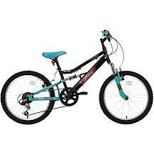 "image of Apollo Charm Junior Mountain Bike - 20"" Wheel"