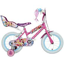 "image of Disney Princess Kids Bike - 14"" Wheel"