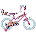 "Disney Princess Kids Bike - 14"" Wheel"