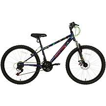 "image of Apollo Interzone Junior Mountain Bike - 24"" Wheel"