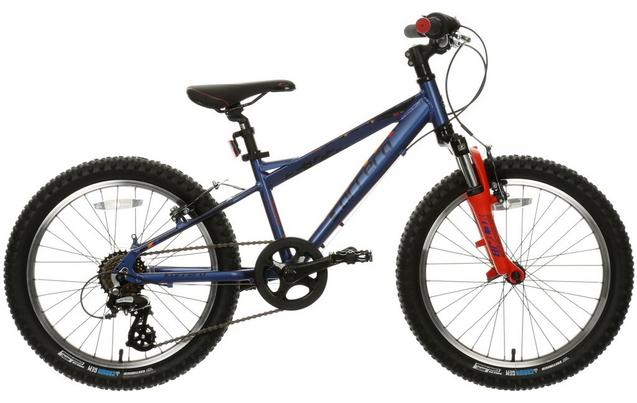 9beca042456 Carrera Blast Junior Mountain Bike...
