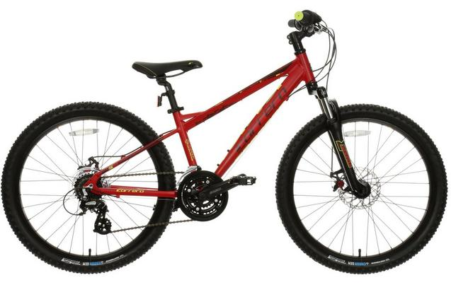 Carrera Blast Junior Mountain Bike - 24