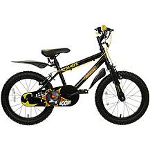 400666: Indi Demolition Kids Bike - 16 Wheel