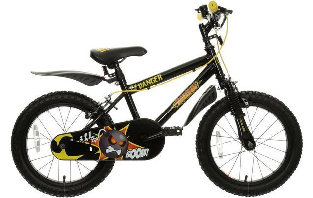 indi demolition kids bike 16 whe