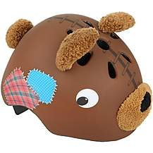 image of Teddy Bear Kids Bike Helmet