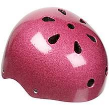 image of Pink Sparkle Helmet 2017