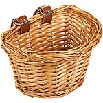image of Wicker Bike Basket