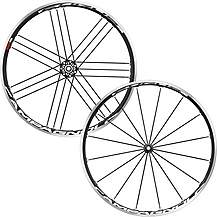 image of Campagnolo Eurus Pair Wheels Black - 700c