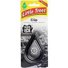 image of Little Tree Clip Black Ice Air Freshener