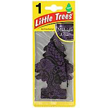 image of Little Tree Midnight Chic Air Freshener