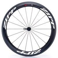 Zipp 404 Firecrest Tubular 77 Front Wheel White
