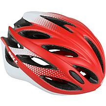 image of Bell Interval Bike Helmet 54-61cm - Red/White