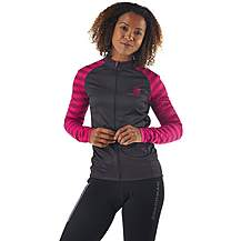 image of Boardman Womens Long Sleeve Thermal Jersey Pink