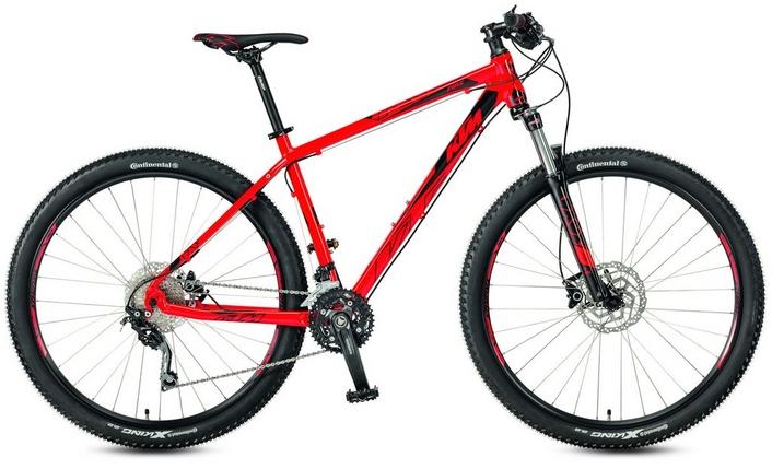 ktm ultra fire 29 mens 29er mountain bike - 2017