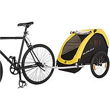 image of Burley Bee Child Bicycle Trailer
