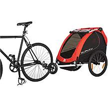 image of Burley Honeybee Child Bicycle Trailer