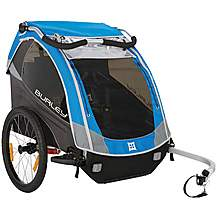 image of Burley D'lite Child Bicycle Trailer