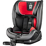 image of Cozy N Safe Excalibur Group 123 Child Car Seat -Red