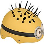image of Minions Kids Bike Helmet